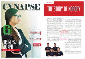 Nepali Bytes featured on Cynapse