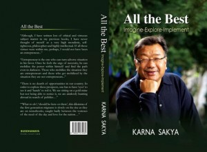 All the best by Karna Sakya