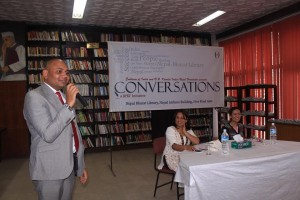 26th edition of Conversations with Anbika Giri and Binita Dahal