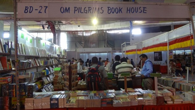 Book fair at Bhrikutimandap