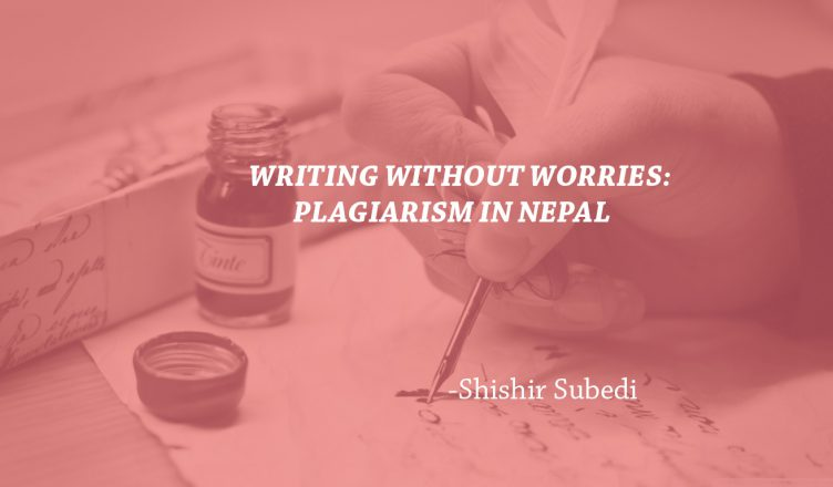 writing without worries
